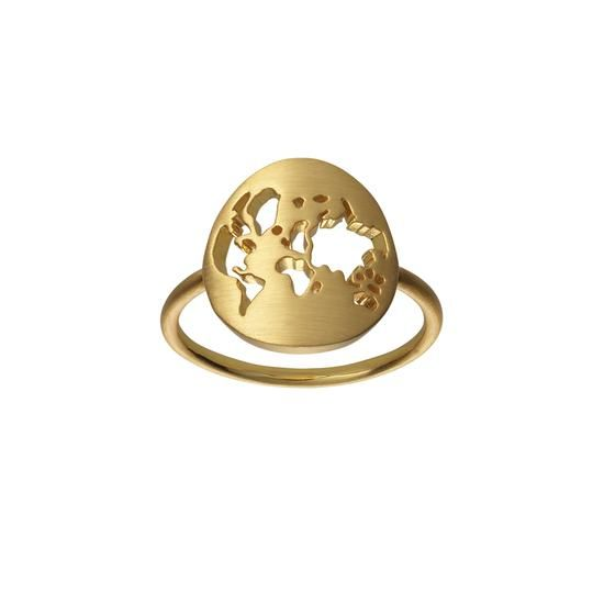 byBiehl - Beautiful World ring - 5-1601-GP