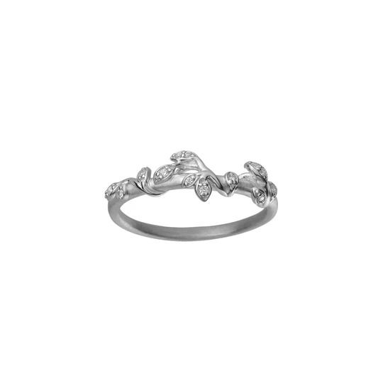 byBiehl - Jungle Ivy sparkle ring - 5-3102a-R