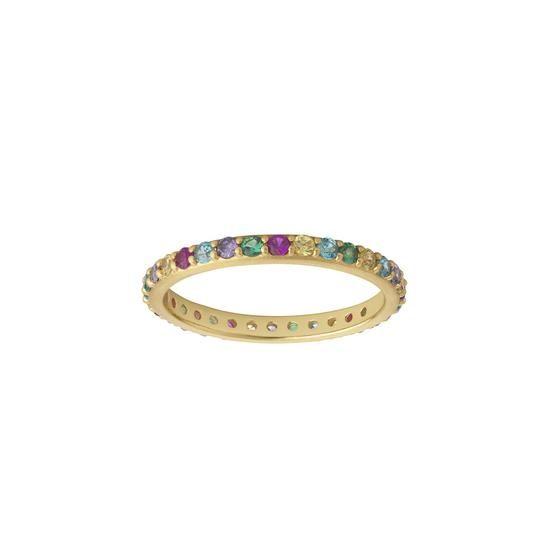 byBiehl - Rainbow sparkle band - 5-2801m-R