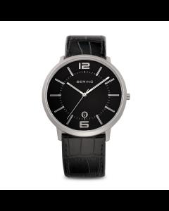 Bering - Classic - børstet sølv - 11139-409