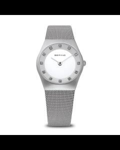 Bering - Classic - børstet sølv - 11927-000