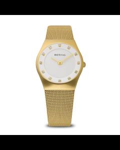 Bering - Classic - børstet guld - 11927-334