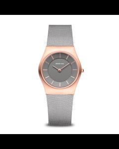 Bering - Classic - børstet rosaguld - 11930-369