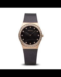 Bering - Classic - børstet rosaguld - 12430-262