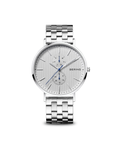 Bering - Classic - poleret sølv - 14240-700