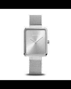 Bering - Classic  poleret-børstet sølv - 14528-000