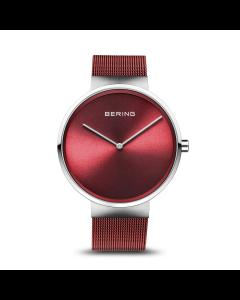 Bering - Classic - poleret/børstet sølv - 14539-303