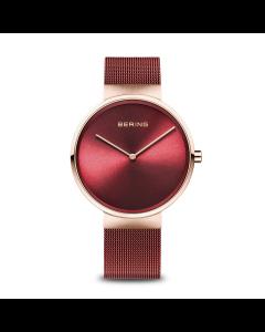 Bering - Classic - poleret-børstet rosaguld - 14539-363