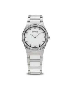 Bering - Ceramic - poleret sølv - 32430-754