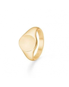 "Mads Z - 8 kr. ring ""Signet"" oval - 3340182"