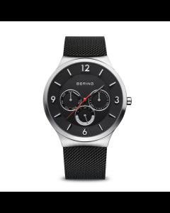 Bering - Classic - børstet sølv - 33441-102