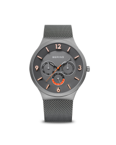 Bering - Classic - børstet grå - 33441-377