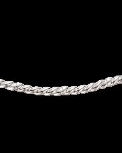 Scrouples - *Armbånd snoet sølv  - 6333,23
