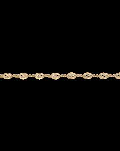 Scrouples - *Armbånd 8 kt. - 205142G
