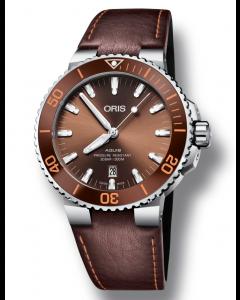 ORIS - Aquis Date - 73377304152LSBROWN