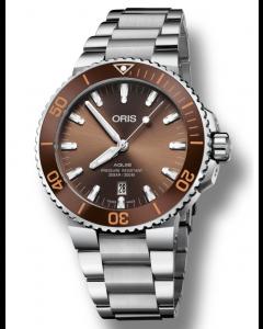 ORIS - Aquis Date - 73377304152MB