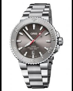 ORIS - Aquis Date Relief - 73377304153MB