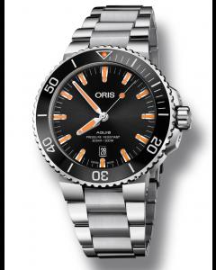 ORIS - Aquis Date - 73377304159MB