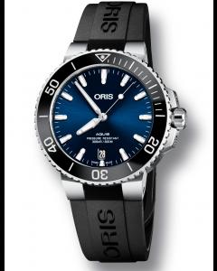 ORIS - Aquis Blue 39,5Mm - 73377324135RS