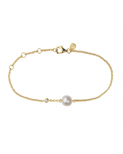 byBiehl - FINE COCO ARMBÅND - SOLID GULD- 2-3302wp-G