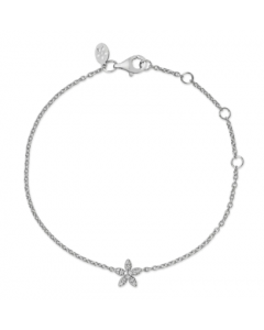byBiehl - FORGET-ME-NOT DIAMANT ARMBÅND- 2-004A-R
